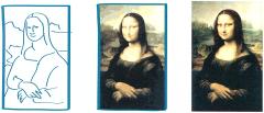 Mona-Lisa sketch